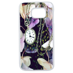 Coque Rigide Fleur Montre Vintage Samsung Galaxy Note 8