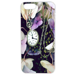 Coque Rigide Fleur Montre Vintage Pour Apple Iphone 5G