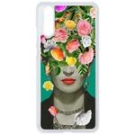 Coque Rigide Pour Huawei P20 Motif Frida Kahlo 2 Vintage