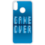 Coque Rigide Geek Game Over 1 Pour Huawei P20 Lite