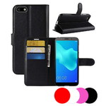 Etui Housse Portefeuille Pour Huawei Honor 7S