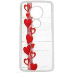 Coque Rigide Coeur Pour Motorola Moto E5