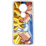 Coque Rigide Pour Motorola Moto G6 Play Motif Dragon Ball Z