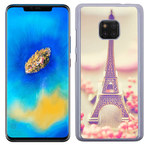 Coque Rigide Pour Huawei Mate 20 Pro Motif Paris 2 Tour Eiffel France