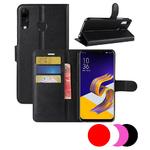 Etui Housse Portefeuille Pour Asus Zenfone 5Z ZS620KL