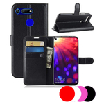 Etui Housse Portefeuille Pour Huawei Honor View 20
