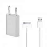 Chargeur Secteur + Cable Usb Apple Iphone 4 - 4s