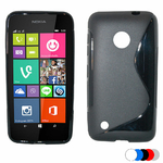 Coque Gel Vague S Pour Nokia Lumia 530 + Film
