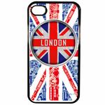 Coque Rigide London Uk Pour Apple Iphone 4 - 4s