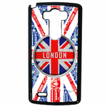 Coque Rigide London Uk Pour Lg G3