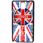 Coque Rigide London Uk Pour Samsung Galaxy Note 3