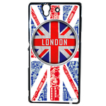 Coque Rigide London Uk Pour Sony Xperia Z