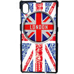 Coque Rigide London Uk Pour Sony Xperia Z1