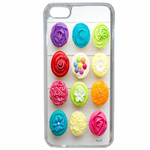 Coque Rigide Cupcakes Pour Apple Pour Apple Iphone 6 - 6s