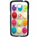 Coque Rigide Cupcakes Samsung Galaxy Grand 2