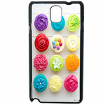 Coque Rigide Cupcakes Samsung Galaxy Note 3