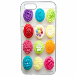 Coque Rigide Cupcakes Pour Apple Iphone 5 - 5s