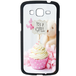 Coque Rigide Naissance Fille Pour Samsung Galaxy Grand 2