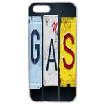 Coque Rigide Vintage Gas Apple Iphone 5 - 5s