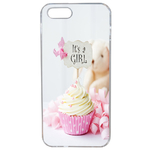 Coque Rigide Naissance Fille Apple Iphone 5 - 5s