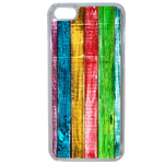 Coque Rigide Bois Multi Couleur Apple Iphone 5c