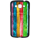 Coque Rigide Bois Multi Couleur Samsung Galaxy Grand 2
