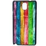 Coque Rigide Bois Multi Couleur Pour Samsung Galaxy Note 3