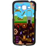 Coque Rigide Geek Jeux Video 3 Pour Samsung Galaxy Grand 2