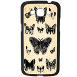 Coque Rigide Papillon Vintage Pour Samsung Galaxy Grand 2
