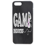 Coque Rigide Geek Jeux Video 6 Apple Iphone 5 - 5s