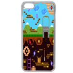 Coque Rigide Geek Jeux Video 3 Pour Apple Iphone 5c