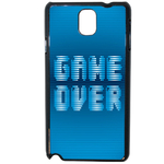 Coque Rigide Geek Game Over 1 Pour Samsung Galaxy Note 3