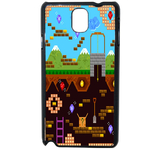 Coque Rigide Geek Jeux Video 3 Pour Samsung Galaxy Note 3