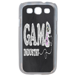 Coque Rigide Geek Game Over 2 Pour Samsung Galaxy S3