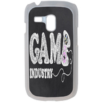 Coque Rigide Geek Game Over 2 Pour Samsung Galaxy S3 Mini