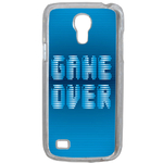 Coque Rigide Geek Game Over 1 Pour Samsung Galaxy S4 Mini