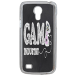 Coque Rigide Geek Game Over 2 Pour Samsung Galaxy S4 Mini