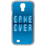 Coque Rigide Geek Game Over 1 Pour Samsung Galaxy S4