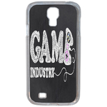 Coque Rigide Geek Game Over 2 Pour Samsung Galaxy S4