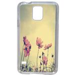 Coque Rigide Fleur Vintage Pour Samsung Galaxy S5