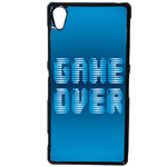 Coque Rigide Geek Game Over 1 Pour Sony Xperia Xa