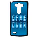 Coque Rigide Geek Game Over 1 Pour Lg G4 Stylus