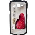 Coque Rigide Coeur Love Samsung Galaxy Grand 2