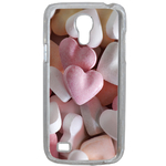 Coque Rigide Coeur Bonbon Samsung Galaxy S4 Mini