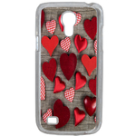Coque Rigide Coeur Vintage Samsung Galaxy S4 Mini