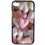 Coque Rigide Coeur Bonbon Apple Iphone 4 - 4s