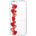 Coque Rigide Coeur Apple Iphone 5 - 5s