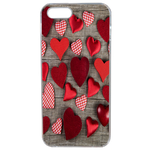 Coque Rigide Coeur Vintage Apple Iphone 5 - 5s
