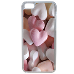 Coque Rigide Coeur Bonbon Apple Iphone 5c