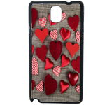 Coque Rigide Coeur Vintage Samsung Galaxy Note 3